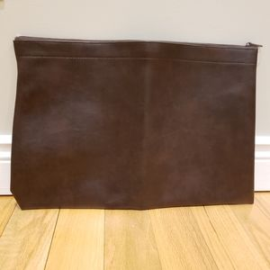 Handbags - Vegan Leather Document Bag